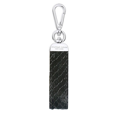 Black Python Swivel Key Holder