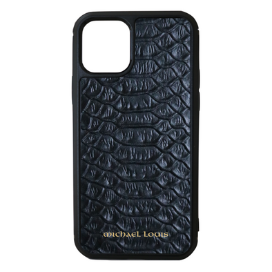 Black Python iPhone 11 Pro Case