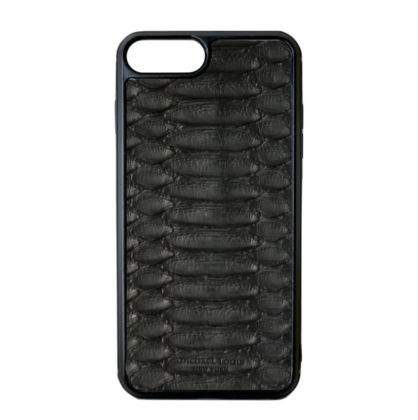 Black Python iPhone 7 Plus / 8 Plus Case