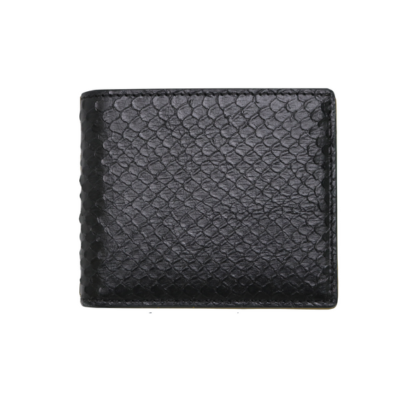 Black Snake Classic Bifold Wallet