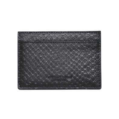 Black Snake Classic Card Holder
