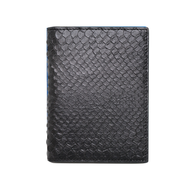 Black Snake Passport Holder