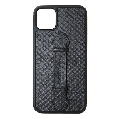 Black Snake iPhone 11 Pro Max Strap Case