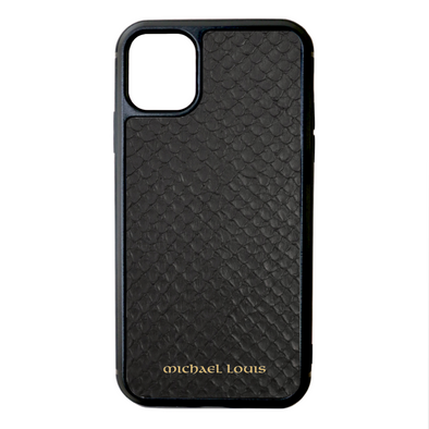 Black Snake iPhone 11 Case