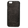 Black Python Snakeskin iPhone 6/6S Case