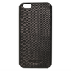 Black Python Snakeskin iPhone 6/6S Plus Case