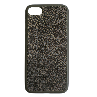 Black Stingray iPhone 7 Case