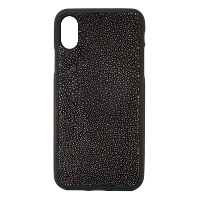 Black Stingray iPhone X/XS Case