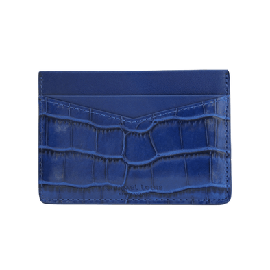 Blue Croc V2 Card Holder