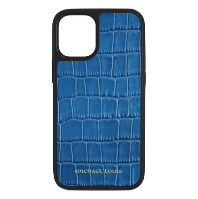Blue Croc iPhone 12 / 12 Pro Case
