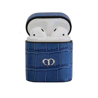 Blue Croc Airpods Case