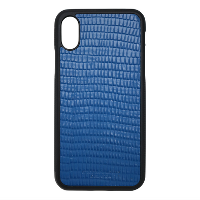 Blue Lizard iPhone X Case