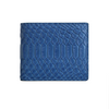 Blue Python Classic Bifold Wallet