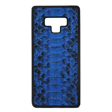 Blue Python Galaxy Note 9 Case