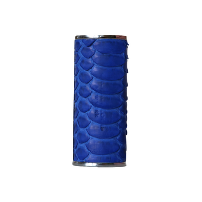 Genuine Blue Python Lighter Case