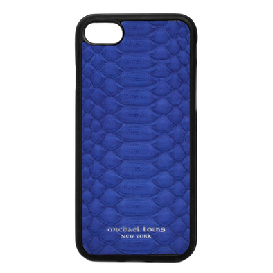 Blue Python iPhone 7 / 8 Case
