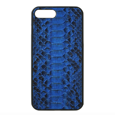 Blue Python iPhone 7 Plus / 8 Plus Case