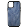 Blue Snake iPhone 11 Pro Case