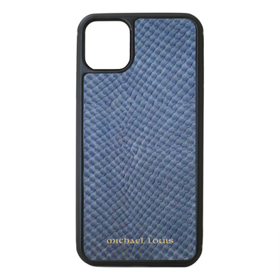 Blue Snake iPhone 11 Pro Max Case