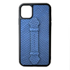 Blue Snake iPhone 11 Strap Case
