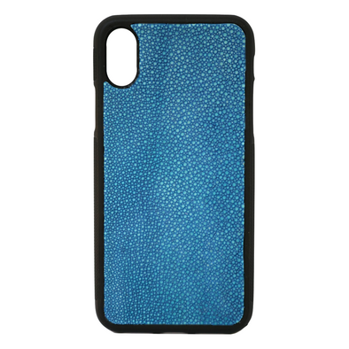 Blue Stingray iPhone X/XS Case