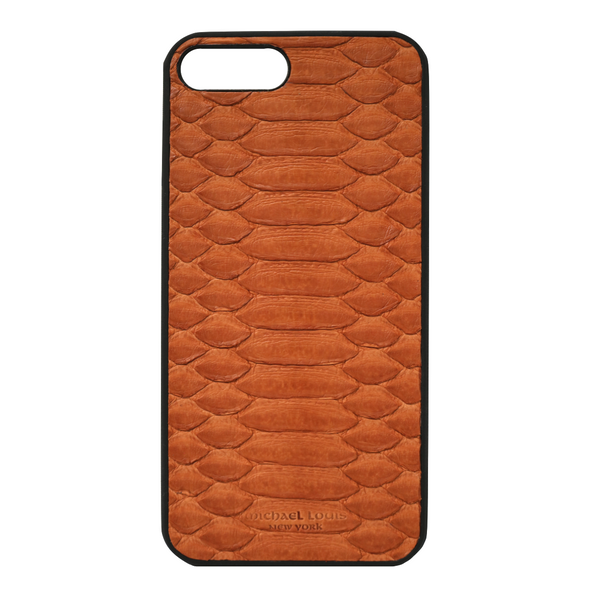 Brown Python iPhone 7 Plus / 8 Plus Case