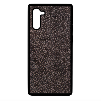 Brown Stingray Galaxy Note 10 Case