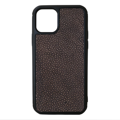 Brown Stingray iPhone 11 Pro Case