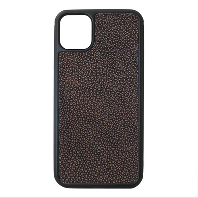 Brown Stingray iPhone 11 Pro Max Case