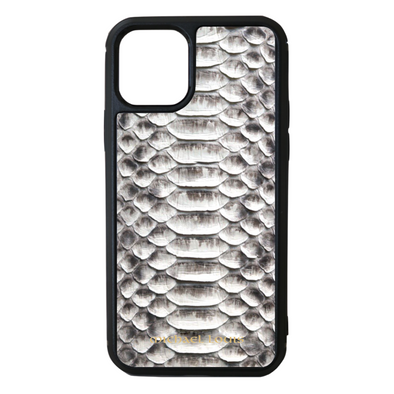 Genuine Natural Python iPhone 11 Pro Case
