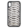 Genuine Natural Python iPhone XR Case