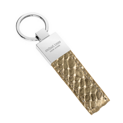 Gold Python Classic Key Holder