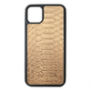 Gold Python iPhone 11 Pro Max Case