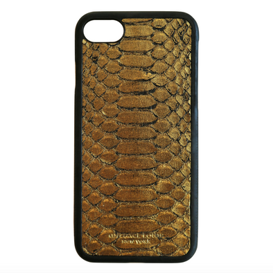 Limited Edition Gold Python iPhone 7 / 8 Case