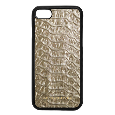 Gold Python iPhone 7 / 8 / SE 2 Case