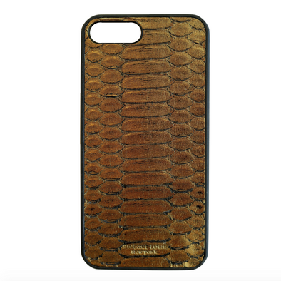 Limited Edition Gold Python iPhone 7 Plus / 8 Plus Case