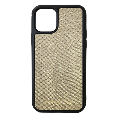 Gold Snake iPhone 11 Pro Case