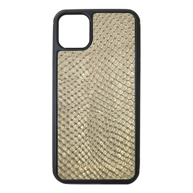 Gold Snake iPhone 11 Pro Max Case