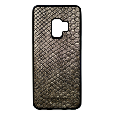 Limited Edition Gold Python Snakeskin Galaxy S9 Case