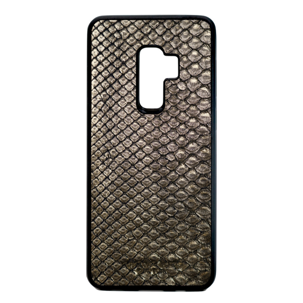 Limited Edition Gold Python Snakeskin Galaxy S9 Plus Case