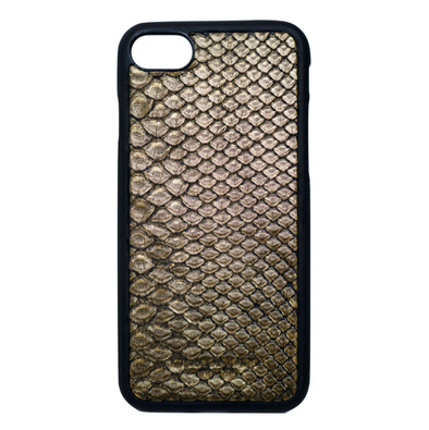 Limited Edition Gold Snakeskin iPhone 7 / 8 Case