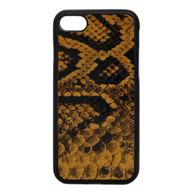 Golden Yellow Snake iPhone 7 / 8 Case