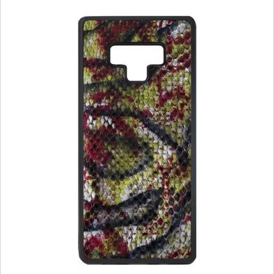 Limited Edition Graffiti Python Snakeskin Galaxy Note 9 Case