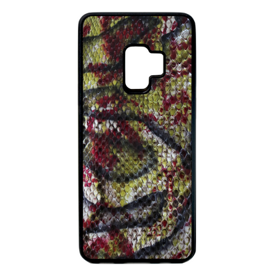 Limited Edition Graffiti Python Snakeskin Galaxy S9 Case