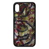 Limited Edition Graffiti Python Snakeskin iPhone X/XS Case