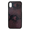 Grape Purple Snake iPhone X/XS Case