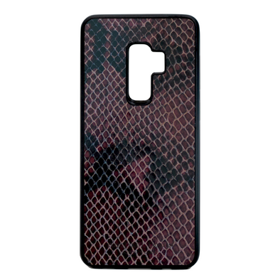 Grape Purple Snake Galaxy S9 Plus Case