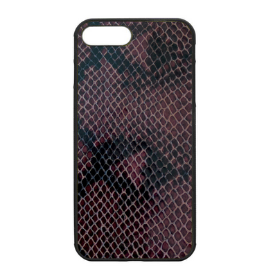 Grape Purple Snake iPhone 7 Plus / 8 Plus Case