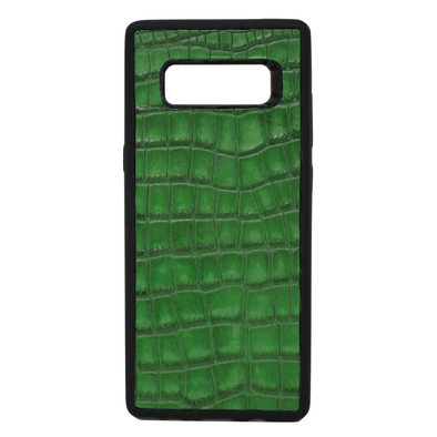 "Green Croc ""3"" Galaxy Note 8 Case"