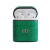 Green Croc Airpods Case